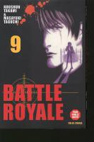 Rayon : Manga (Seinen), Série : Battle Royale T9, Battle Royale