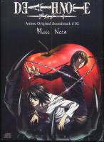 Rayon : CD, Série : Death Note T2, Coffret Anime Original Soundtrack