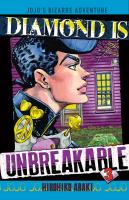 Rayon : Manga (Shonen), Série : Jojo's Bizarre Adventure : Diamond Is Unbreakable T3, Jojo's Bizarre Adventure : Diamond Is Unbreakable