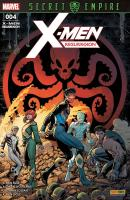 Rayon : Comics (Super Héros), Série : X-Men Resurrxion T4, Secret Empire