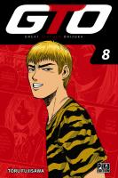 Rayon : Manga (Shonen), Série : GTO : Great Teacher Onizuka T8, GTO : Great Teacher Onizuka (Nouvelle Édition)