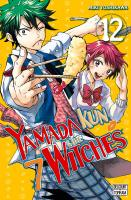 Rayon : Manga (Shonen), Série : Yamada Kun & the 7 Witches T12, Yamada Kun & the 7 Witches