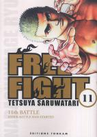 Rayon : Manga d'occasion (Seinen), Série : Free Fight : New Tough T11, Free Fight