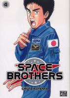 Rayon : Manga (Seinen), Série : Space Brothers T4, Space Brothers