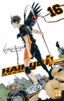 Rayon : Manga (Shonen), Série : Haikyu !! : Les As du Volley T16, Haikyu !!: Les As du Volley