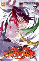 Rayon : Manga (Shonen), Série : Twin Star Exorcists T22, Twin Star Exorcists