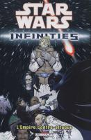 Rayon : Comics (Science-fiction), Série : Star Wars : Infinities T2, L'Empire Contre-Attaque