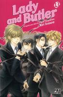 Rayon : Manga (Shojo), S�rie : Lady and Butler T13, Lady and Butler