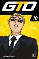 Rayon : Manga (Shonen), Série : GTO : Great Teacher Onizuka T10, GTO : Great Teacher Onizuka (Nouvelle Édition)