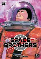 Rayon : Manga (Seinen), Série : Space Brothers T25, Space Brothers
