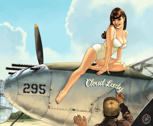 pin up wings 3