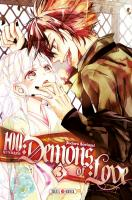 Rayon : Manga (Seinen), Série : 100 Demons of Love T3, 100 Demons of Love