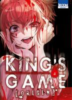 Rayon : Manga (Seinen), Série : King's Game : Origin T4, King's Game : Origin