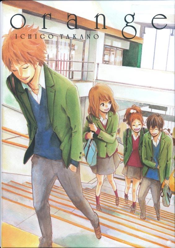 Orange Coffret Tomes 1 A 5 Ichigo Takano Seinen Canal Bd