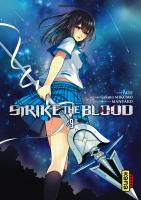 Rayon : Manga (Shonen), Série : Strike the Blood T9, Strike the Blood
