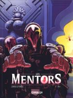 Rayon : Albums (Science-fiction), Série : Les Mentors T1, Ana (Édition Collector CANAL BD)