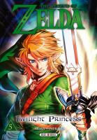 Rayon : Manga (Shonen), Série : The Legend of Zelda : Twilight Princess T5, The Legend of Zelda : Twilight Princess