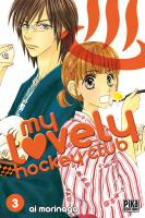 Rayon : Manga (Shojo), S�rie : My Lovely Hockey Club T3, My Lovely Hockey Club