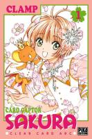 Rayon : Manga (Shojo), Série : Card Captor Sakura : Clear Card Arc T1, Card Captor Sakura : Clear Card Arc