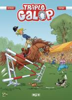 Rayon : Albums (Humour), Série : Triple Galop T1, Triple Galop (Collection Mini'z)