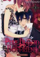 Rayon : Manga (Gothic), Série : Pure Blood Boyfriend T3, Pure Blood Boyfriend