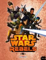 Rayon : Comics (Science-fiction), Série : Star Wars : Rebels T5, Star Wars : Rebels