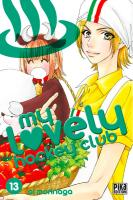 Rayon : Manga (Shojo), S�rie : My Lovely Hockey Club T13, My Lovely Hockey Club