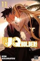 Rayon : Manga (Shonen), Série : UQ Holder ! T11, UQ Holder !