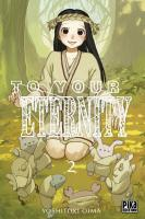 Rayon : Manga (Shonen), Série : To your Eternity T2, To your Eternity