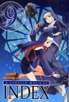 Rayon : Manga (Shonen), Série : A Certain Magical Index T9, A Certain Magical Index