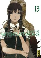 Rayon : Manga (Gothic), Série : Witchcraft Works T13, Witchcraft Works