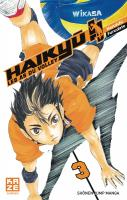 Rayon : Manga (Shonen), Série : Haikyu !! : Les As du Volley T3, Haikyu!! : Les As du Volley