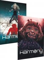 Rayon : Albums (Science-fiction), Série : Harmony, Harmony (Pack Découverte Tomes 3 & 4)