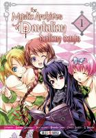 Rayon : Manga (Gothic), Série : The Mystic Archives of Dantalian : Dalian Days T1, The Mystic Archives of Dantalian : Dalian Days