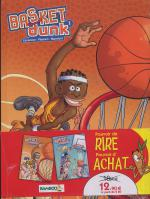 Rayon : Albums (Humour), Série : Basket Dunk T1, Basket Dunk (Pack Promotionnel Tomes 1 & 2)