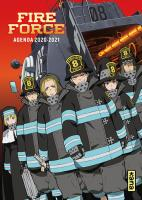 Rayon : Papeterie BD, Série : Fire Force, Fire Force : Agenda 2020-2021