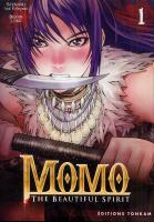 Rayon : Manga (Shonen), Série : Momo : The Beautiful Spirit T1, Momo : The Beautiful Spirit