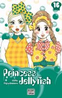 Rayon : Manga (Shojo), Série : Princess Jellyfish T16, Princess Jellyfish
