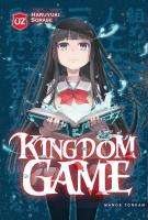 Rayon : Manga (Seinen), Série : Kingdom Game T2, Kingdom Game