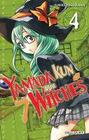 Rayon : Manga (Shonen), Série : Yamada Kun & the 7 Witches T4, Yamada Kun & The 7 Witches