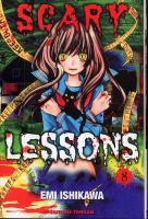Rayon : Manga (Shojo), S�rie : Scary Lessons T8, Scary Lessons
