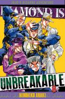 Rayon : Manga (Shonen), Série : Jojo's Bizarre Adventure : Diamond Is Unbreakable T8, Jojo's Bizarre Adventure : Diamond Is Unbreakable