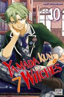 Rayon : Manga (Shonen), Série : Yamada Kun & the 7 Witches T10, Yamada Kun & the 7 Witches