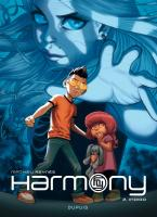 Rayon : Albums (Science-fiction), Série : Harmony T2, Indigo (Nouvelle Édition)