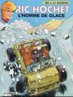 Rayon : Albums (Polar-Thriller), S�rie : Ric Hochet T69, L'Homme de Glace