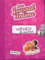 Rayon : Albums (Humour), Série : Les Sisters, Mon Journal Intime -Wendy et Marine-