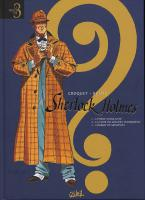 Rayon : Albums (Aventure-Action), Série : Sherlock Holmes, Sherlock Holmes Tomes 1-2-3