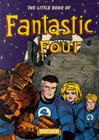 Rayon : Comics (Bio-Biblio-Témoignage), Série : The Little Book of, The Little Book of Fantastic Four