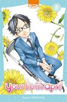 Rayon : Manga (Shonen), Série : Your Lie in April T5, Your Lie in April