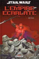 Rayon : Comics (Science-fiction), Série : Star Wars : L'Empire Ecarlate T2, Héritage